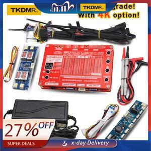 """Image 1 - En 6th nesil dizüstü bilgisayar TV/LCD/LED Test aracı LCD Panel Test cihazı desteği 7  84 """"w/ LVDS arayüzü kabloları ve invertör ücretsiz kargo"""