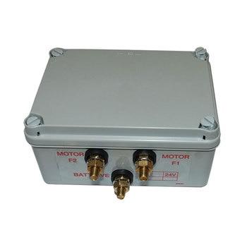 MARINE PARTS LEWMAR 68000129 12V DUAL SF CONTROL BOX NEW