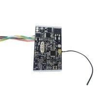 Überlast Schutz Batterie Control Panel Rand Streifen Und Interface Für Xiaomi M365 Roller Roller zubehör