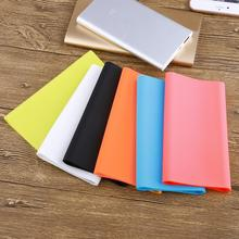 Case-Pack-Box Power-Bank External-Battery-Case Xiaomi Silicone for Power-10000mah/portable