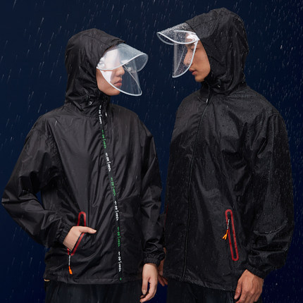 Waterproof Motorcycle Raincoat Blue Jacket Men Rain Coat Women Pants Sat Car Battery Riding Hiking Mens Sports Suits Gift Ideas 1