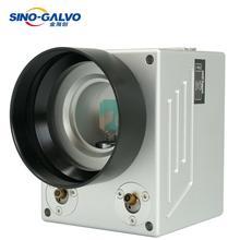 شحن مجاني SINO GALVO SG7110 SG7110A 1064nm 10 مللي متر الليزر الجلفانومتر Galvo ماسحة Galvo رئيس ل آلة التعليم بليزر الألياف