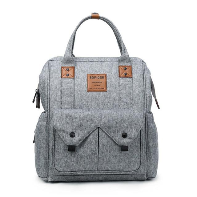 Mommy Bag Travel Portable Multi Functional Baby Bag Waterproof Large Capacity Mommy Backpack
