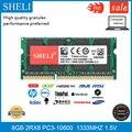 Оперативная память SHELI для ноутбука  8 ГБ  DDR3  1333 МГц  1 5 В  SODIMM