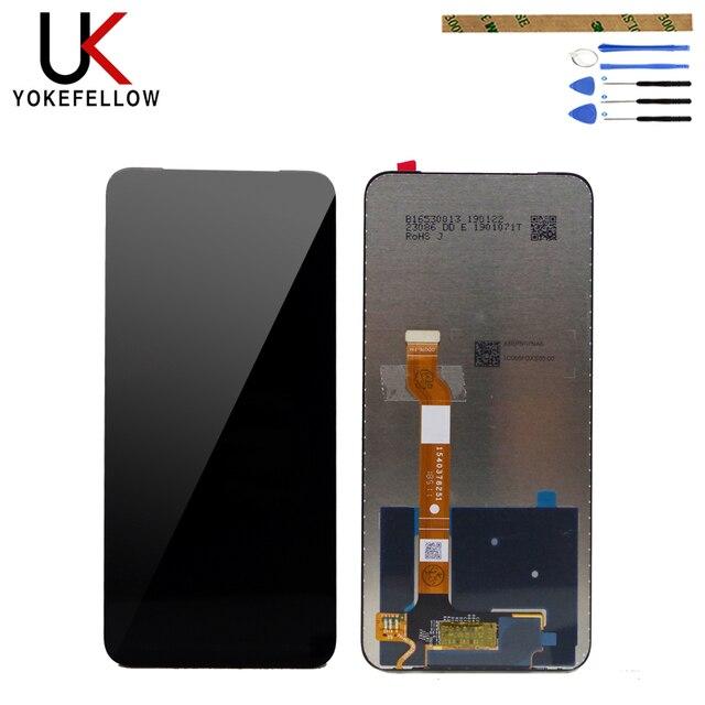 6.53 Dành Cho Oppo F11 Pro CPH1969 Màn Hình Hiển Thị LCD Bộ Số Hóa Cảm Ứng Màn Hình LCD Hoàn Chỉnh Cho Oppo F11Pro Màn Hình LCD Thay Thế các Bộ Phận