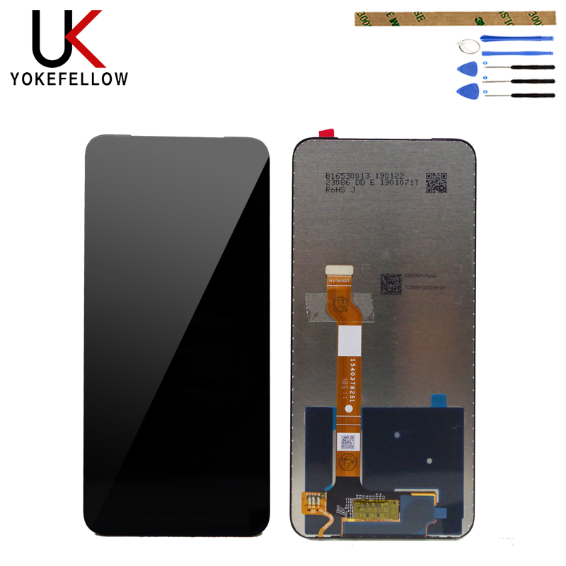 6.53 For OPPO F11 Pro CPH1969 Lcd Display Touch Screen Digitizer Assembly LCD Complete For OPPO F11Pro Lcd Replacement PartsMobile Phone LCD Screens   -