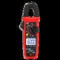 UNI-T UT204 + pinza multímetro temperatura corriente alterna CC prueba de resistencia de tensión digital pinza multímetro Uni t