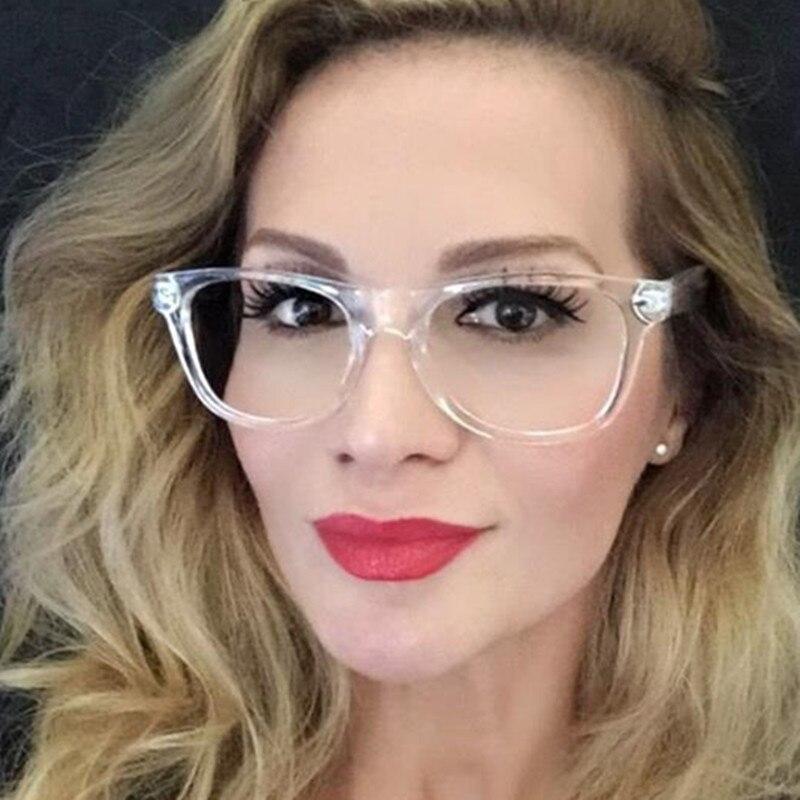 Vintage heart lenses refraction glasses