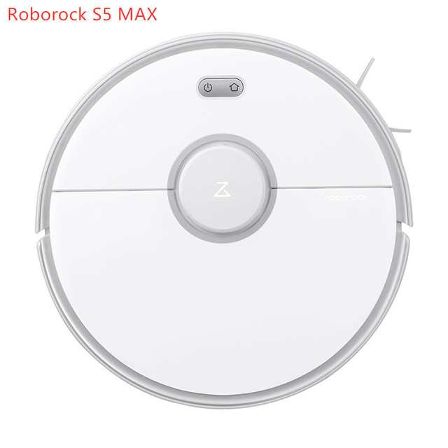 XIAOMI Roborock S5 Max MIJIA Robot Vacuum Cleaner for home APP Control Smart Planned Suction Wet Mopping 5200mAh 2000Pa