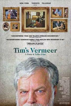 蒂姆的维米尔-纪录片