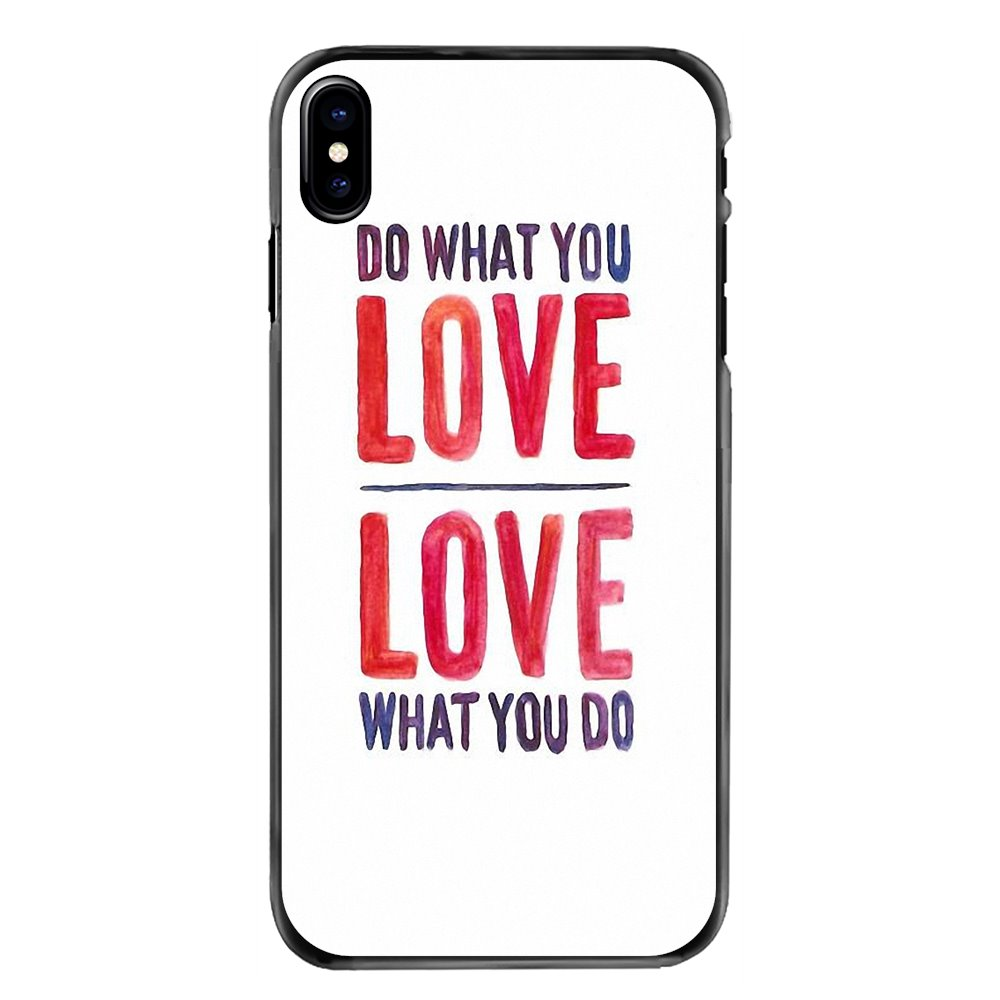For Huawei P8 P9 P10 Lite Plus 2017 2016 Honor 5C 6 4X 5X Mate 8 7 9 Accessories Phone Shell Cover do what you love Art Poster image