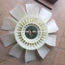Excavator engine fan for Komatsu PC120-6 part number 6006257550 цена 2017