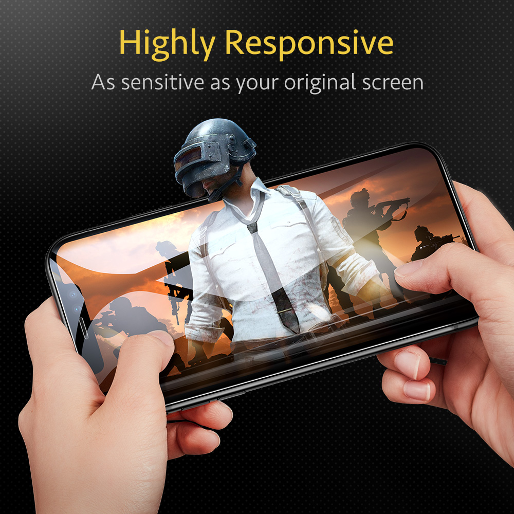 Premium ESR Clear Tempered Glass Screen Protector for iPhone 11 Pro Max 13