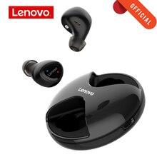 цена на Lenovo Headset True wireless Earphone R1 Bluetooth 5.0 Sports Headphone HIFI Sound Quality Stereo IPX5 Waterproof Touch Control