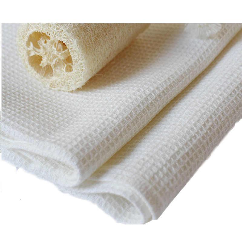 100% ผ้าลินินผ้าเช็ดตัว Antibacterial Antibacterial และดูดซับความชื้นและ Quick Drying Soft Breathable แฟชั่นสีเขียว 9 cloors