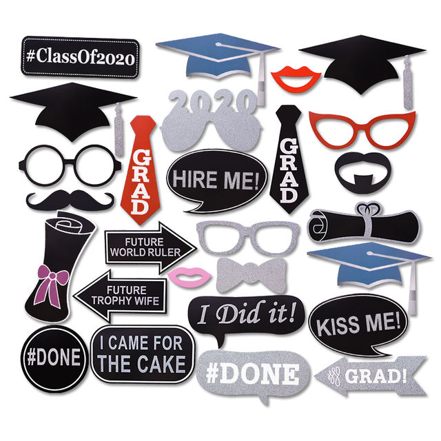 Graduation Party Decorations -Class Of 2020