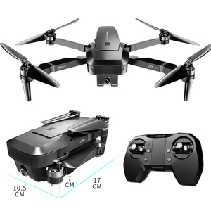 Image 3 - OTPRO dron ミニドローン fpv hd 4 18k gps rc ヘリコプター wifi カメラドローン profissional brinquedos のおもちゃ vs fimi x8 se a3