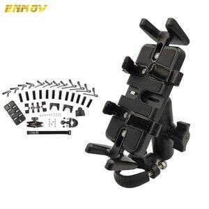 Image 1 - Suporte de telefone para motocicleta, super forte, à prova de choque, suporte para telefone, walkie talkie, para gps, bicicleta, suporte para telefone adv