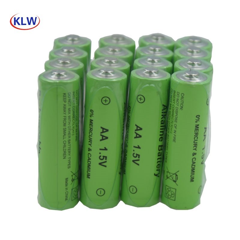 High Energy Efficiency And Low Self-discharge  1.5V   LR6  AA Rechargeable Alkaline Battery  For  Toy Camera  Shavermice