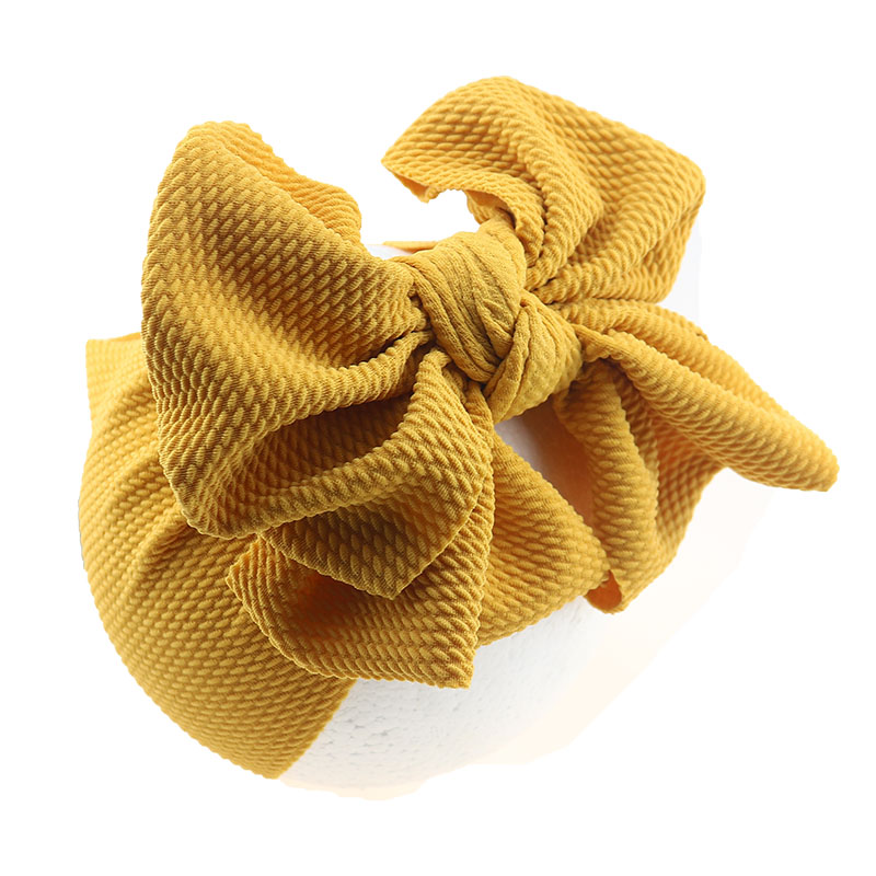 Baby Bows Headwrap Baby Headband Baby Girl Headbands Bandeau Bebe Fille Turban Hairband Baby Hair Accessories Diademas Para Bebe