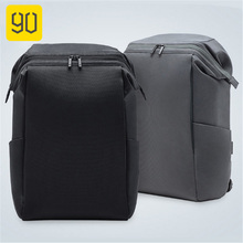 90 Fun Anti-theft zipper Backpack 15.6 Inch Laptop Bag Level 4 Water Repellent Business Travel Leisure Shoulder Simple