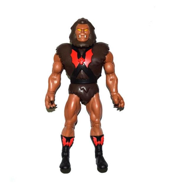 "Super 7 He man MOTU Master of Universe Grizzlor 6"" Loose Action Figure"