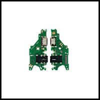 10/pcs For Huawei mate 20 lite Charging Dock Connector Charger Plug Board Port Earphone Jack Micro Flex Cable