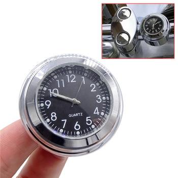 Nuevo reloj de manillar Universal de 7/8 pulgadas para motocicleta, manillar para...