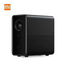 Xiaomi mijia 3d android 6.0 projetor dlp 1080p 3500 lumens hdr wifi bluetooth miui tv 4 k mini portátil para casa para ps4 jogo