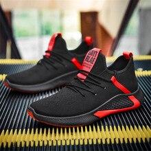 الرجال احذية الجري أحذية رياضية مريحة الرجال شبكة أحذية مشي خفيفة الوزن الرجال أحذية رياضية تنفس Zapatillas الرجال أحذية رياضية