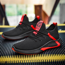 Mannen Loopschoenen Comfortabele Sportschoenen Mannen Mesh Lichtgewicht Wandelschoenen Heren Sneakers Ademende Zapatillas Mannen Sneakers