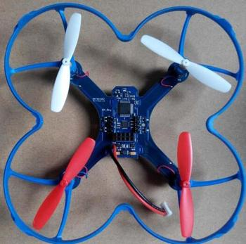 GY_Sky micro MINI four-axis STM32mpu6050 multi-rotor drone flight control / electronic contest kit