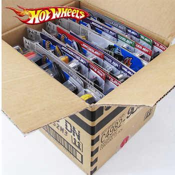 Hot Wheels Original Diecast Metal+Plastic Mini Model Car Brinquedos Hotwheels Toy Car Kids Toys For Children Birthday 1:43 Gift - DISCOUNT ITEM  40% OFF All Category