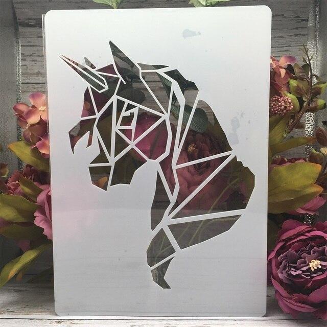 3D Stencils Animals