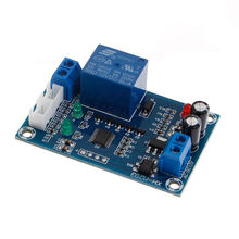 Xh-M203 Full Automatic Water Level Controller Pump Switch Module Ac/Dc 12V Relay Sensors