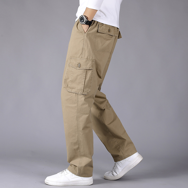 cargo pants Trousers for men 2021 new Branded men's clothing sports pants for men Military style trousers Men's Men's pants