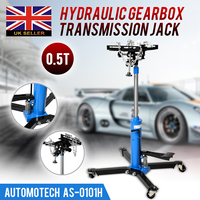 New Arrival 1 Set 0.5 Ton Hydraulic Transmission Gearbox Jack Garage Engine Lifting Tool for Hand Tool Parts