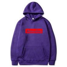 Fashion Printed Brand Mens Hoodies 2019 Autumn Winter Male Casual Sweatshirts Sweatshirt Tops