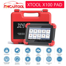 XTOOL X100 PAD X100 PRO2 OBD2 strumento diagnostico per auto programmatore chiave contachilometri scanner codice KO VVDI Iprog T300 X300 DP Thinkdiag