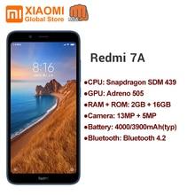 Global Version Xiaomi Redmi 7A 2GB16GB AI Face Unlock 5.45