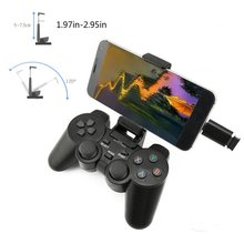2.4G Wireless Gamepad Controller For PS3 TV Box PC Joystick Remote Joypad Game Controller for Android Smart Phone wireless gamepad gaming controller for ps3 android tv box pc gpd xd with otg converter computer joystick joypad
