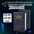 950PCS 2550PCS 4500PCS 0201 0402 0603 0805 1206 Capacitor sample book ibuw SMD Assorted Kit 10uf 1nf 100pf 10nf
