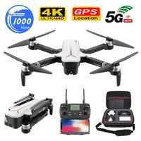 1000M Berufs Drohne GPS HD Luft Video ESC Dual Kamera FPV WIFI Quadcopter Bürstenlosen Eders 4K Drone Mit kamera VS F11 B4W