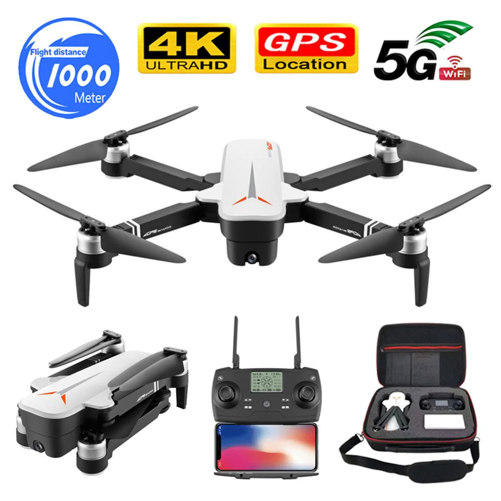 1000M Professional Drone GPS HD Aerial Video ESC Dual Camera FPV WIFI Quadcopter Brushless Dron 4K Drone With Camera VS F11 B4W