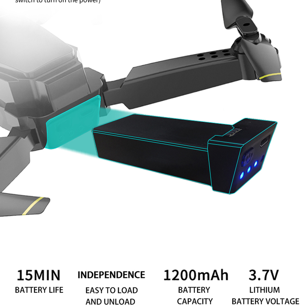 SHAREFUNBAY drone 4k infrared obstacle avoidance HD WiFi 1080p fpv drone electric camera rc quadcopter gd89 pro drone with camer