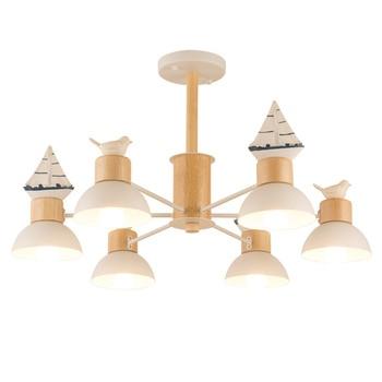 Moderne Hängen Decke Lampen Holz Eisen Anhänger Lichter Niedlich Anhänger Beleuchtung Wohnzimmer Schlafzimmer Kinderzimmer Hängen Lampe