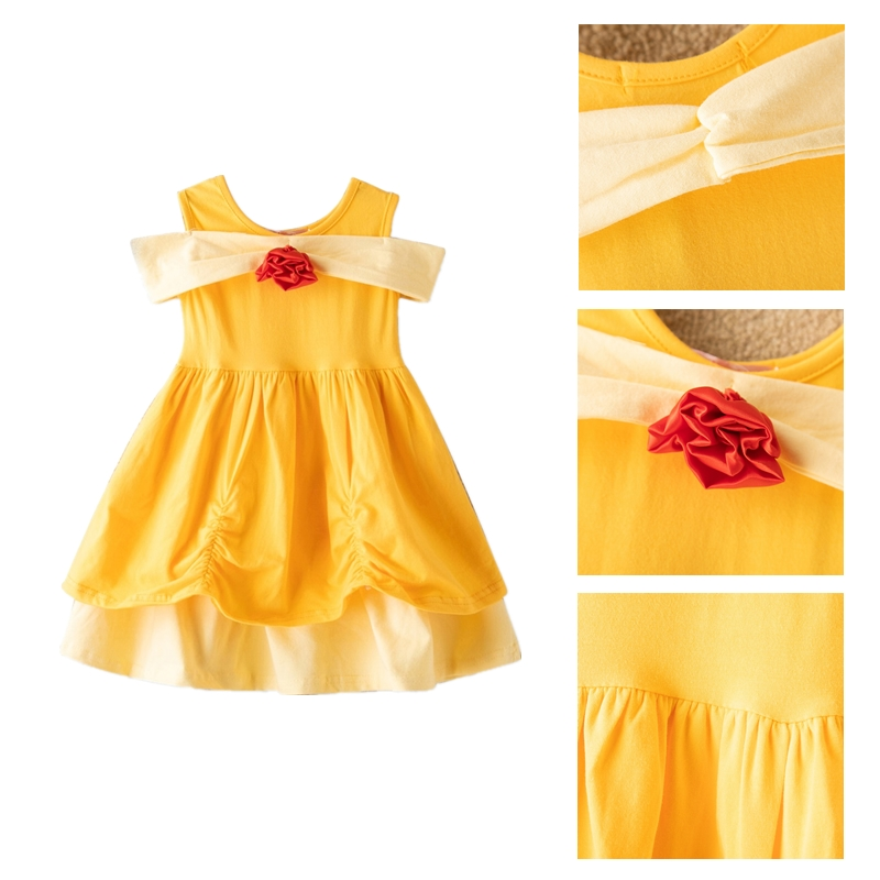 H09e6ba2a3e41423fbd38438e07b4e1dbK Fancy New Year Baby Girl Carnival Santa Dress For Girls Summer Minnie Mouse Holiday Children Clothing Party Tulle Kids Costume