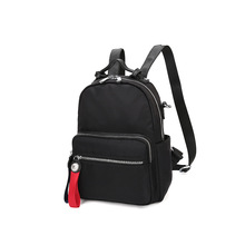 Backpack Womens 2019 New Style  Fashion Popular Brand Versatile Casual Oxford Cloth Large Capacity