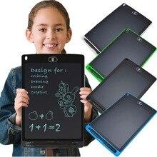 Креативный планшет для рисования 8,5 дюймов блокнот цифровой lcd графическая доска почерк доска объявлений для образования бизнеса