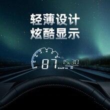 New OBD2 GPS HUD Car On-board 5.0 HD TFT Digital Speed Projector OBD Head Up Display vjoycar obd smart digital meter head up display hd car hud obd2 on board diagnostic digital display speedometer rpm tacho fuel
